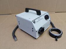 George S. Maier FOI-150 Dimmer Control 150W Fiber Optic Illuminator w/Lamp