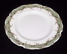 Royal Doulton FONTAINEBLEAU GREEN Bread Plate, 6 1/2""