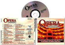 GREAT ARIAS FROM THE OPERA  Pavarotti/Caruso/Domingo/Carreras 16 Tracce New CD