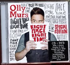 Olly Murs / Right Place Right Time - Special edition (CD + DVD) - 2CD - MINT