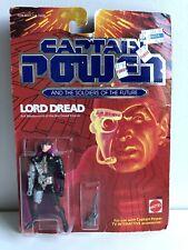 CAPTAIN POWER LORD DREAD EVIL MASTERMIND OF THE BIO DREAD EMPIRE MOC MATTEL 1987