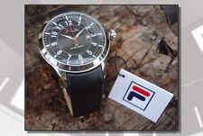 große Fila Armbanduhr #FA0796-02 für Männer ab 50: gut lesbar, bester Kontrast