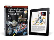 Aviation Maintenance Technician Handbook: Powerplant Volumes 1 and 2 eBundle