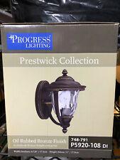 Progress Lighting P5920-108 DI Prestwick Collection Oil Rubbed Bronze Finish
