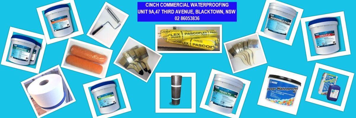 CC Waterproofing Supplies