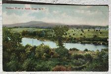 Postcard  Hudson River At Nork Creek N. Y.