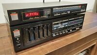 Fisher CA-65 Integrated Stereo Amplifier & FM-65  AM/FM Tuner Excellent Conditio