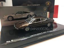 MINICHAMPS 1/43 Lamborghini P250 Urraco 1972 Brown Met. Art. 436103320