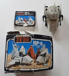 Star Wars Vintage ROTJ ISP-6 Mini-rig Kenner 1983