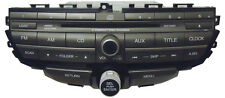 08 09 2010 Honda ACCORD RDS Radio AUX MP3 WMA 6 Disc CD Changer 3BA1 Ho3BA1