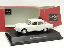 Starline 1/43 - Alfa Romeo 2000 Blanco 1957