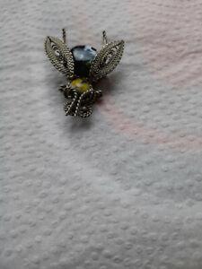 Vintage Lady Brosche Käfer Emaille Tier Insekt Shirt Brosche Frauen Schmb SXJ