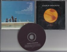 COLDPLAY Parachutes CD DEBUT EMI HOLLAND Yellow Sparks Shiver Don't Panic