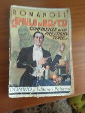 1939 Romanoff l'emulo del Bosco confidenze di un prestigiatore