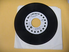 RON ODRICH lullabye of birdland / england swings ROULETTE RADIO STATION COPY 45