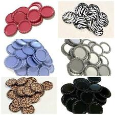 25 pcs. GRAB BAG flattened bottle caps