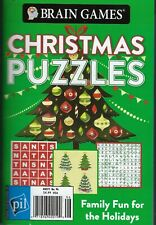 Brain Games 2020  Christmas Puzzles