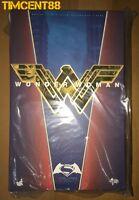 Hot Toys MMS359 Batman v Superman Dawn of Justice Wonder Woman Gal Gadot 1/6 New