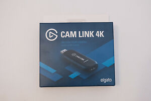 Elgato Cam Link 4K Broadcast Live Record