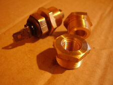 Lotus Cortina Twin Cam Temperature Sender Brass Fitting