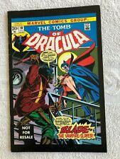 THE TOMB OF DRACULA (May 2005, Marvel) #10  REPRINT VG 4.0