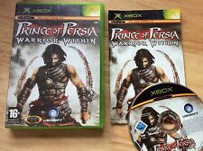 Prince Of Persia Warrior Within Xbox Game! Complete! Look In The Shop!