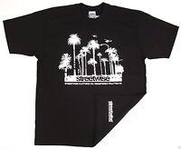 STREETWISE MY CITY T-shirt Los Angeles California Tee Adult Men Black NWT