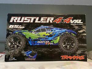 Traxxas Rustler VXL 4x4