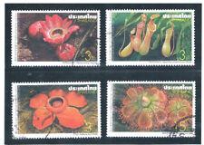THAILAND 2006 Carnivorous Plants FU (Flora)