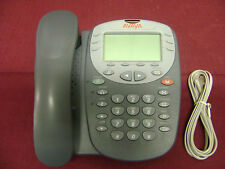 2 Avaya Telephone System 2410 Digital Office Telephone Great Condition