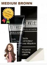 ECOBELL Alopecia HAIR LOSS / SCALP MASKING LOTION   MEDIUM BROWN