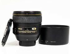 Nikon AF-S 85mm f/1.4 G lens