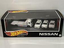 2021 Hot Wheels Premium Collector Garage Set Nissan Skyline Gt-r R32 R33 R34