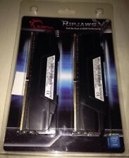 New G. SKILL Ripjaws V Series 16GB (2 X 8GB) 288-Pin DDR4 SDRAM 3200 PC4-25600