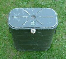 Essensbehälter - THERMO -  original - schweizer Militärrad - Armee