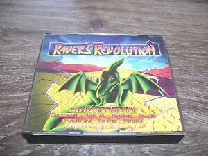 Ravers Revolution * Hardcore / Gabber 2 CD Holland 1995 *