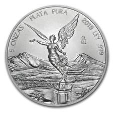 2019 Mexico 5 oz Silver Libertad BU - SKU #190602