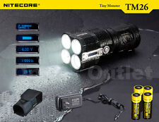 NiteCore TM26 4000 Lumen Brightest Cordless Rechargable Marine Searchlight
