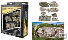 C1137 Woodland Scenics Faceted Ready Made Rocks