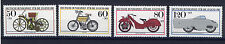 ALEMANIA/RFA WEST GERMANY 1983 MNH SC.B605/B608 Historic motorcycles