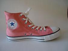 NEW CONVERSE ALL STAR CHUCK TAYLOR SPEC HI TOP WALKING SHOES PINK WOMEN 9