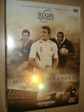 DVD N° 6 RUGBY MONDIAL MATCH DE FABLE PARTIE II