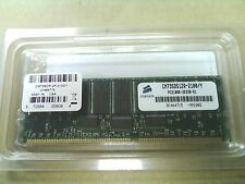 New Corsair 512MB PC2100 266MHz ECC Server Memory CM73SD512R-2100/S