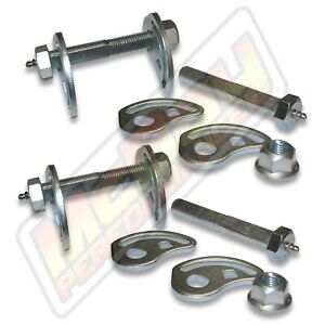 Alignment Camber Caster Cam Bolt Kit Greaseable Tahoe Silverado Sierra 41-8262