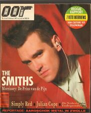 OOR 1987 4  The SMITHS Morrissey YELLOWMAN Sly & Robbie SIMPLY RED Julian Cope
