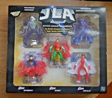 JLA JUSTICE LEAGUE SUPER HERO COLLECTION IV BOX SET 5 ACTION FIGURES 1999