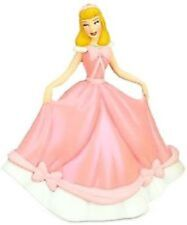 "Disney Princess Cinderella Pink Dress 4"" Figure Doll Toy Cake Topper Party Favor"