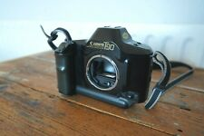 Canon T90 35mm SLR body only with Canon Strap