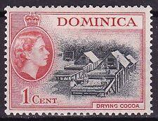 Dominica Elizabeth II Era (1952-Now) Stamps