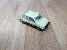 Corgi Toys Austin Mini Metro 1.3HLS Turbo beige